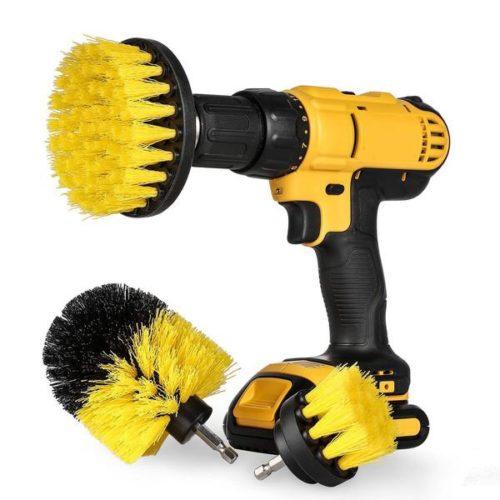 Drill Brush (šepetėliu) Nuoma